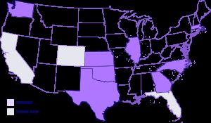 PlusPass Coverage Map